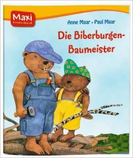 Die Biberburgenbaumeister