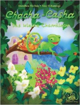 Beliebtes Bilderbuch auf dem Kinderbuchblog: Chacha-Casha