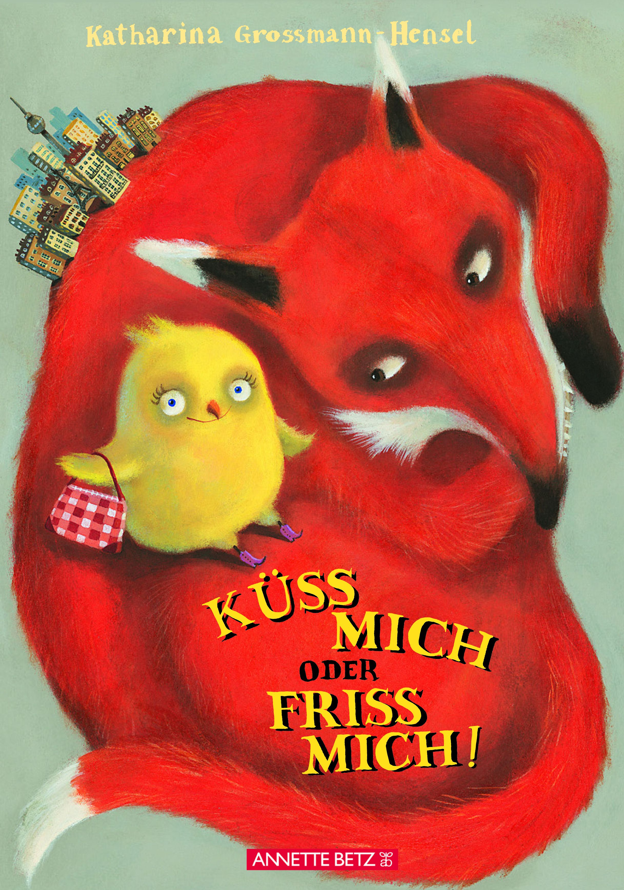 CoverKuessmich_Hensel_Korr.indd