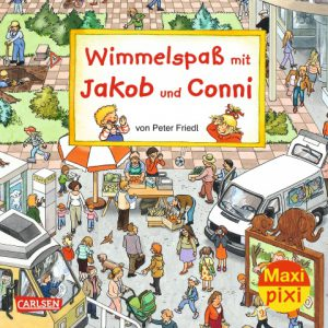 Pixi Wimmelspass