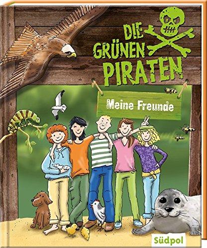 Freundebuch zu den grünen Piraten