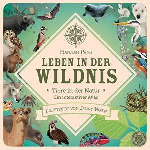 """Bilderbuch """"Leben in der Wildnis"""" aus dem 360 Grad Verlag"""