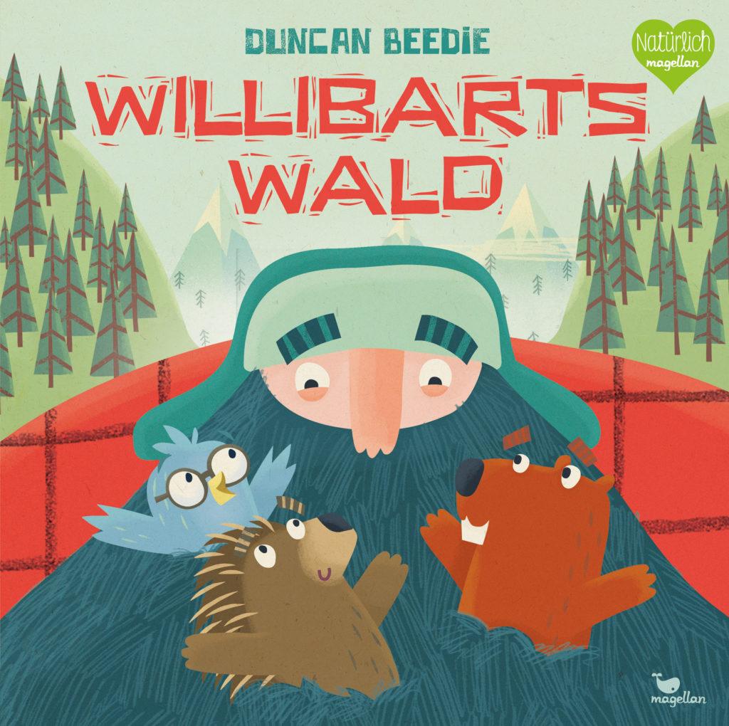 "Bilderbuch: ""Willibarts Wald"""