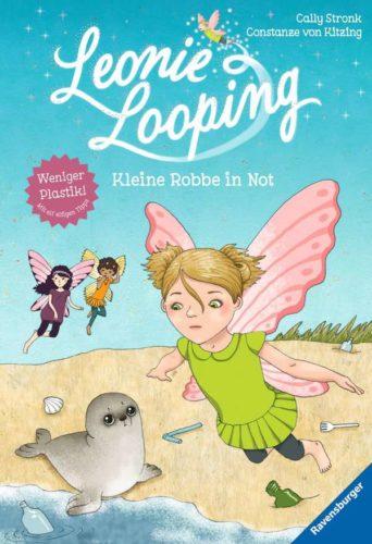 """Kinderbuch für Erstleser: """"Leonie Looping - Kleine Robbe in Not"""""""
