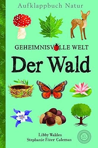 Bilderbuch mit Klappen: Geheimnisvolle Welt - Der Wald, 360 Grad Verlag