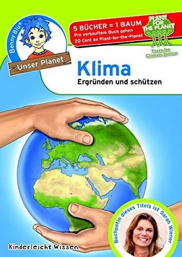Kleines Sachbuch für Kinder aus der Reihe Benny Blu - Unser Planet: Klima
