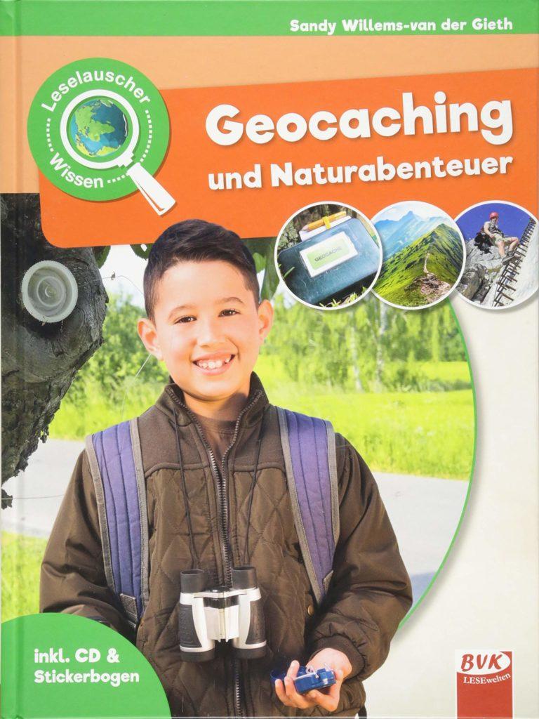 Sachbuch für Kinder, Sachbuch für Erstleser: Leselauscher Wissen: Geocaching und Naturabenteuer