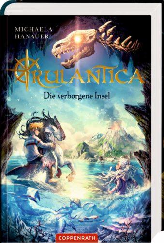 Cover des Kinderbuchs Rulantica - Die verborgene Insel