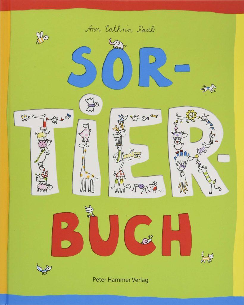Cover Bilderbuch Sortierbuch von Ann Cathrin Raab