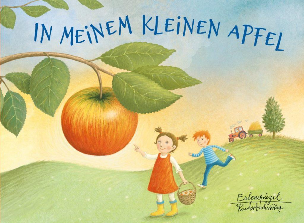 Bilderbuch mit Noten: In meinem kleinen Apfel