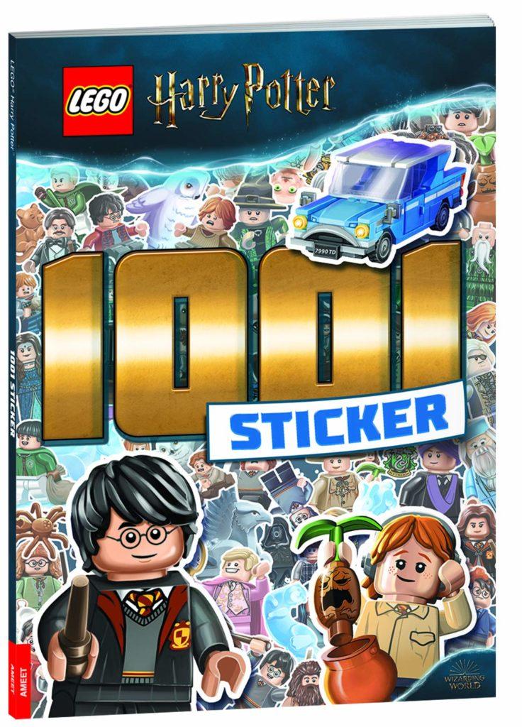 1001 Sticker Harry Potter Lego