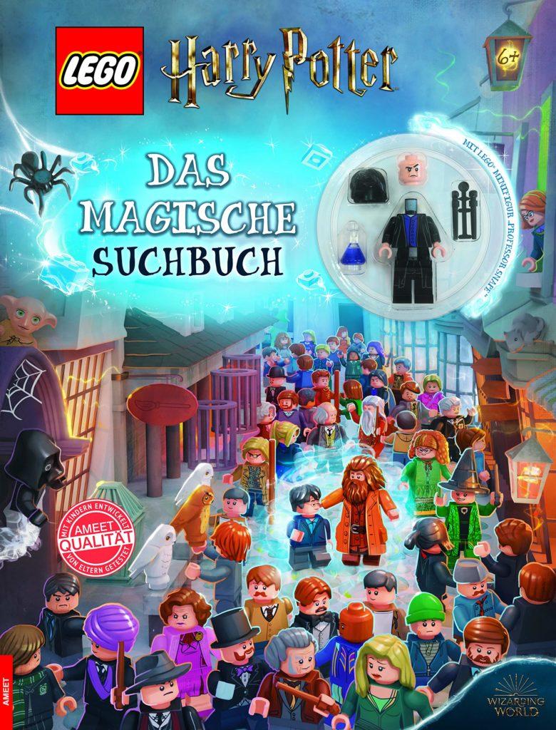 Harry Potter Wimmelbuch: Das magische Suchbuch