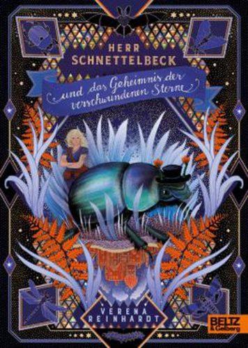 """Kinderbuch """"Herr Schnettelbeck und das Geheimnis der verschwundenen Sterne"""""""