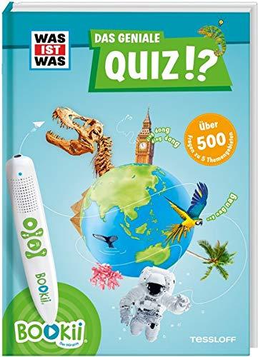 WAS IST WAS: Das geniale Quiz?!, Bookii-Stift