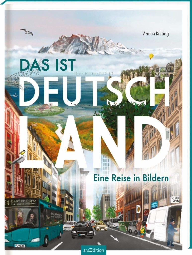 Bilderbuch: Das ist Deutschland - Eine Reise in Bildern