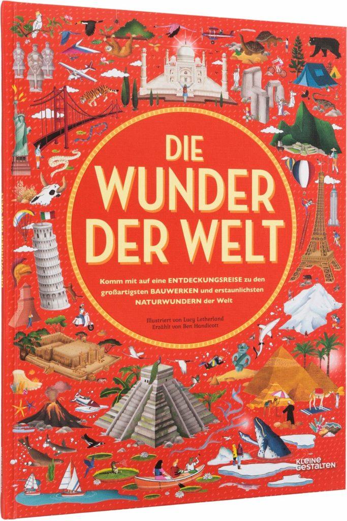 Großes Sachbilderbuch: Die Wunder der Welt, Kleine Gestalten