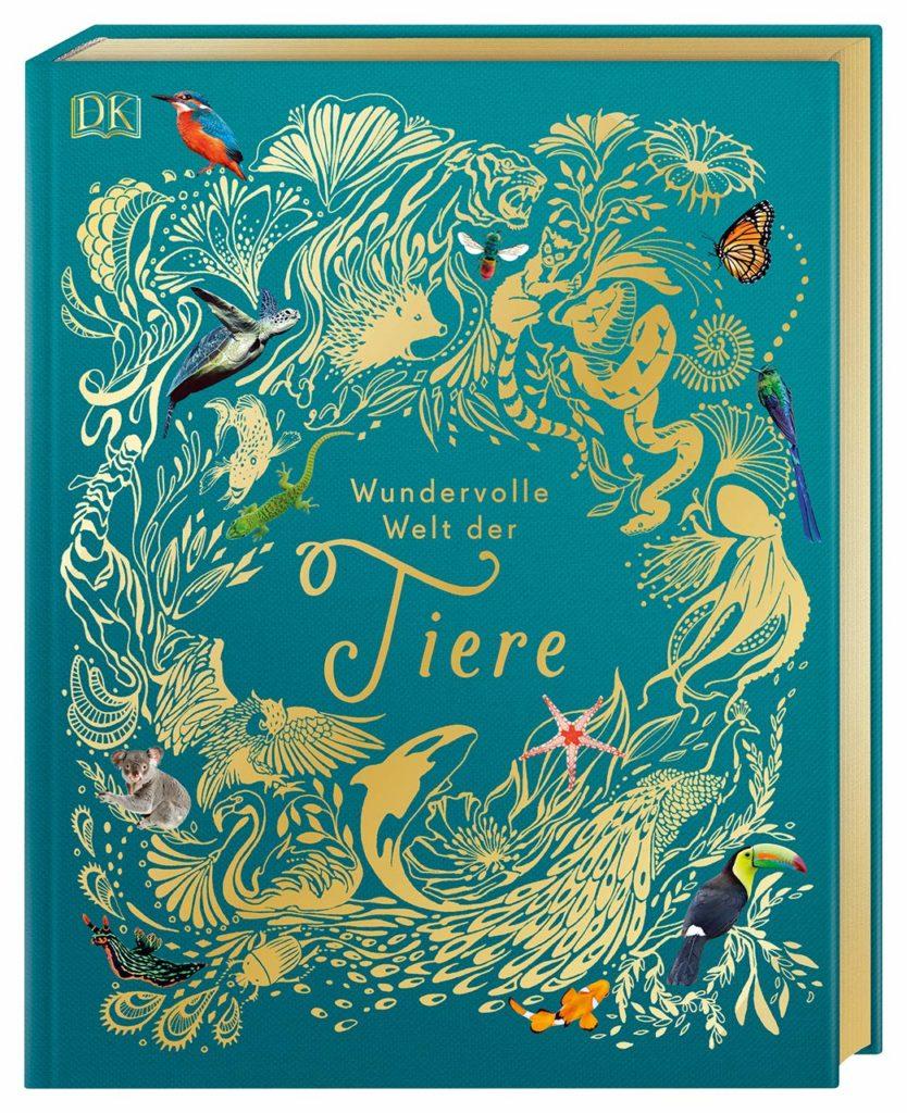 Dickes Buch: Wundervolle Welt der Tiere