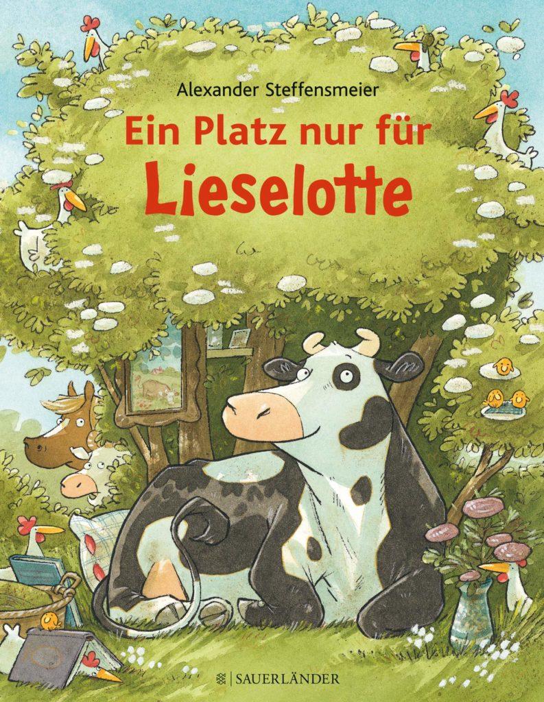 Bilderbuch: Ein Platz nur für Lieselotte