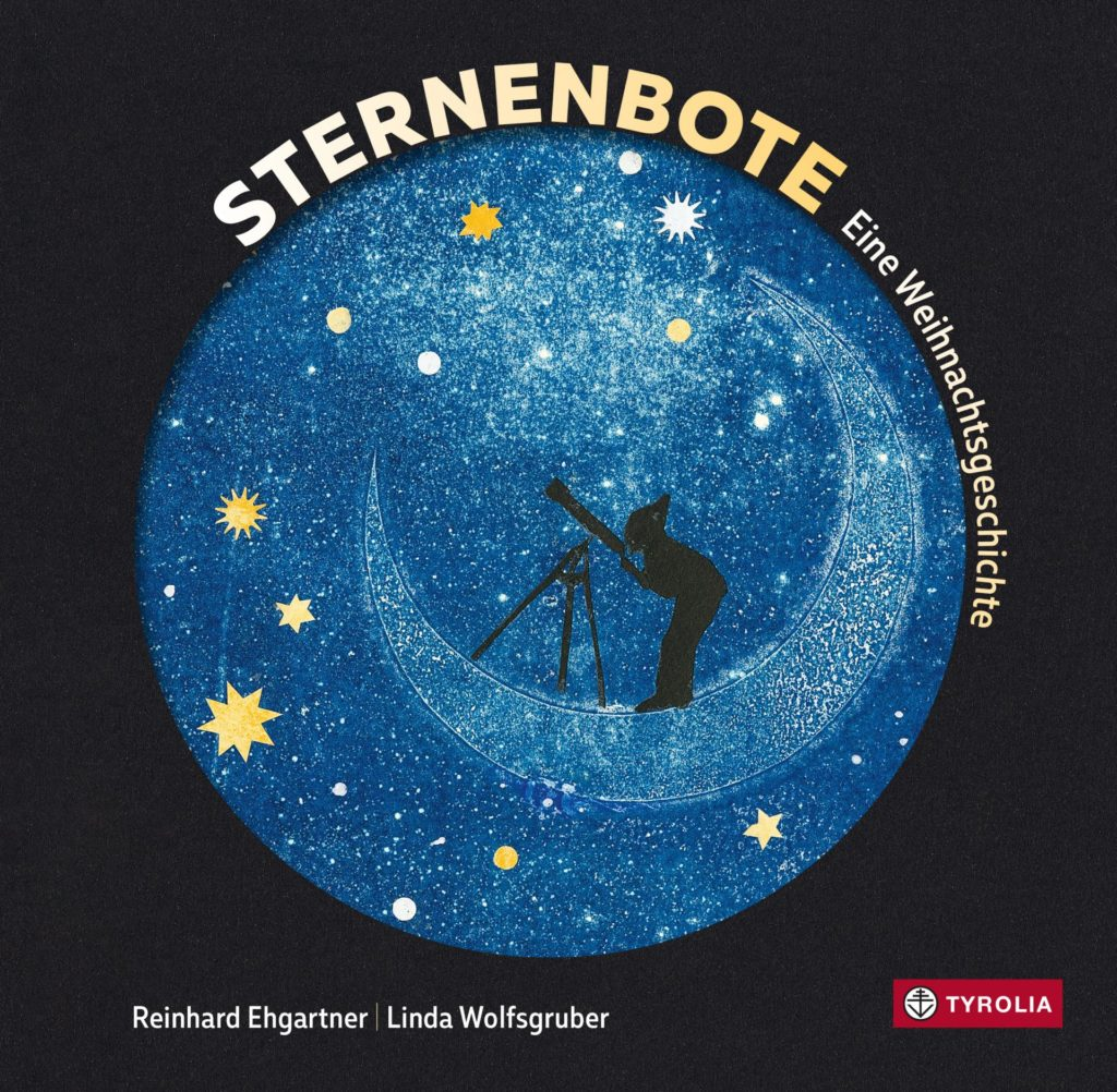 Philosophisches Weihnachtsbilderbuch:  Sternenbote