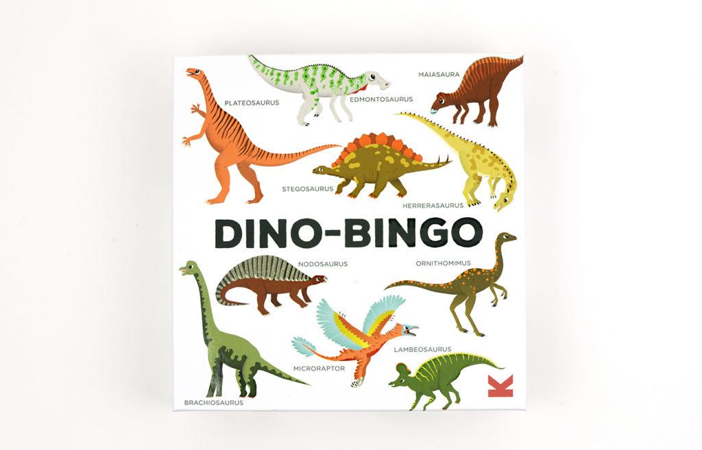 Spiel: Dino-Bingo