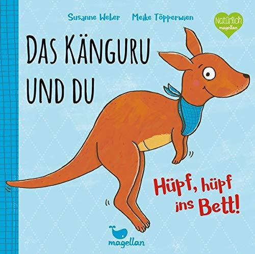 """Bilderbuch """"Das Känguru und du"""""""