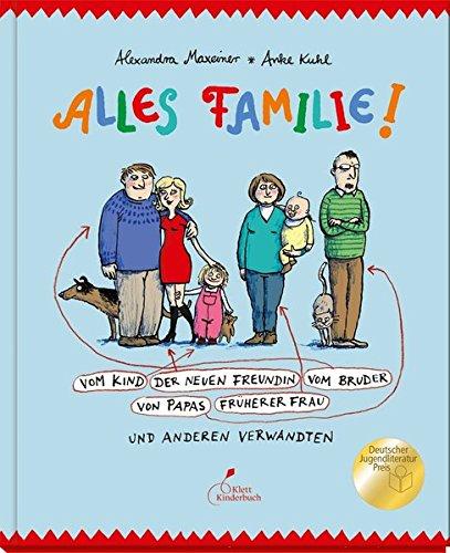 Bilderbuch Alles Familie!