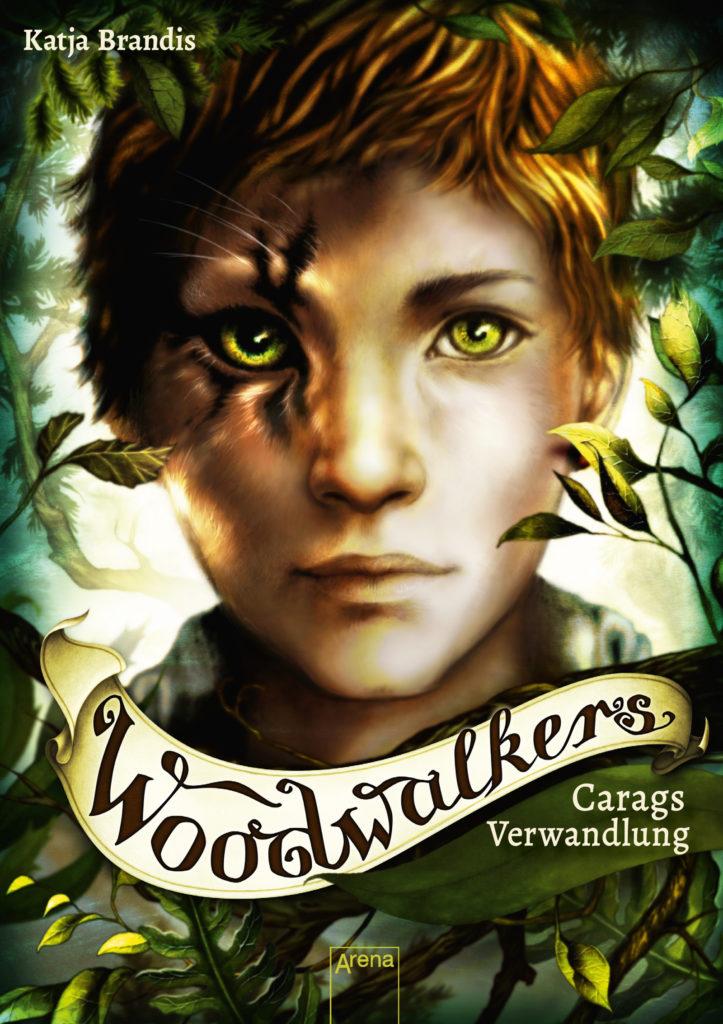 Woodwalkers Band 1: Carags Verwandlung