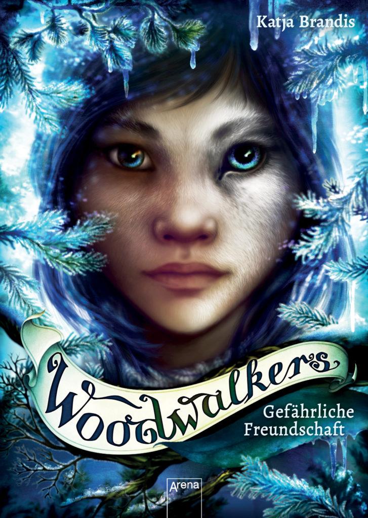 Woodwalkers Band 2 - Gefährliche Freundschaft