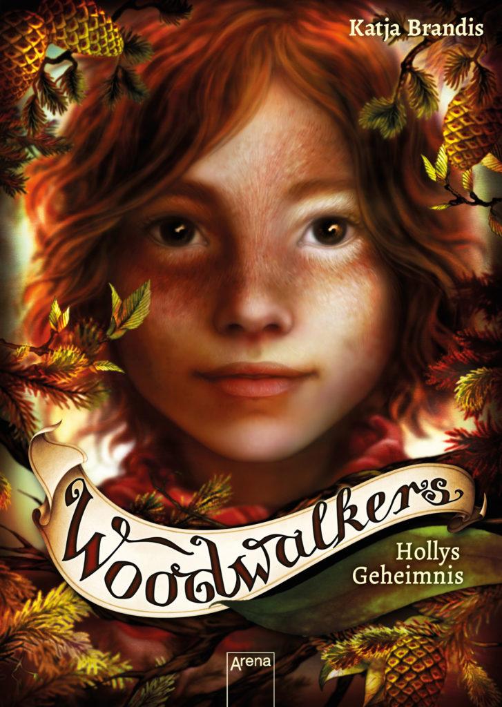 Woodwalkers Band 3 - Hollys Geheimnis