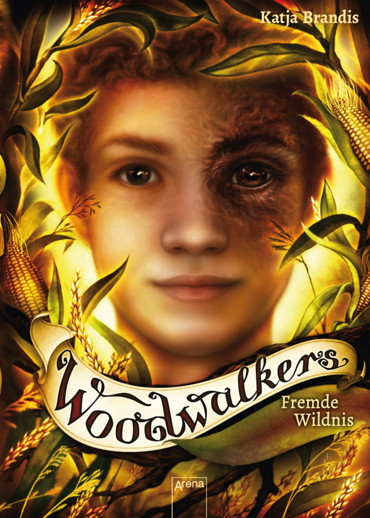 Woodwalkers Band 4 - Fremde Wildnis