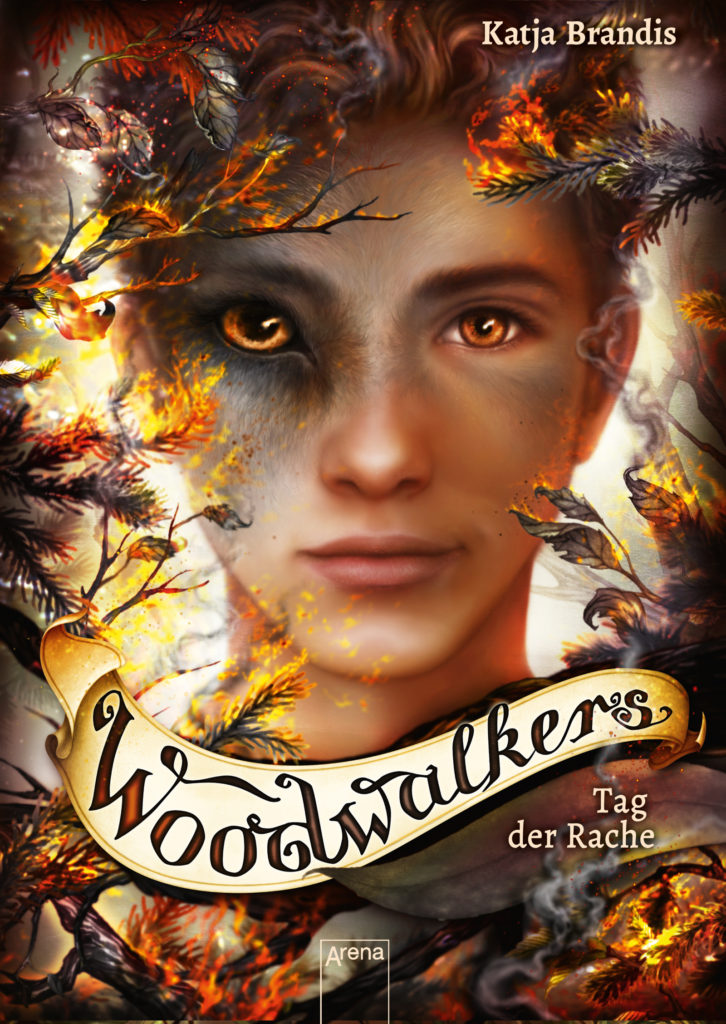 Woodwalkers Band 6 - Tag der Rache