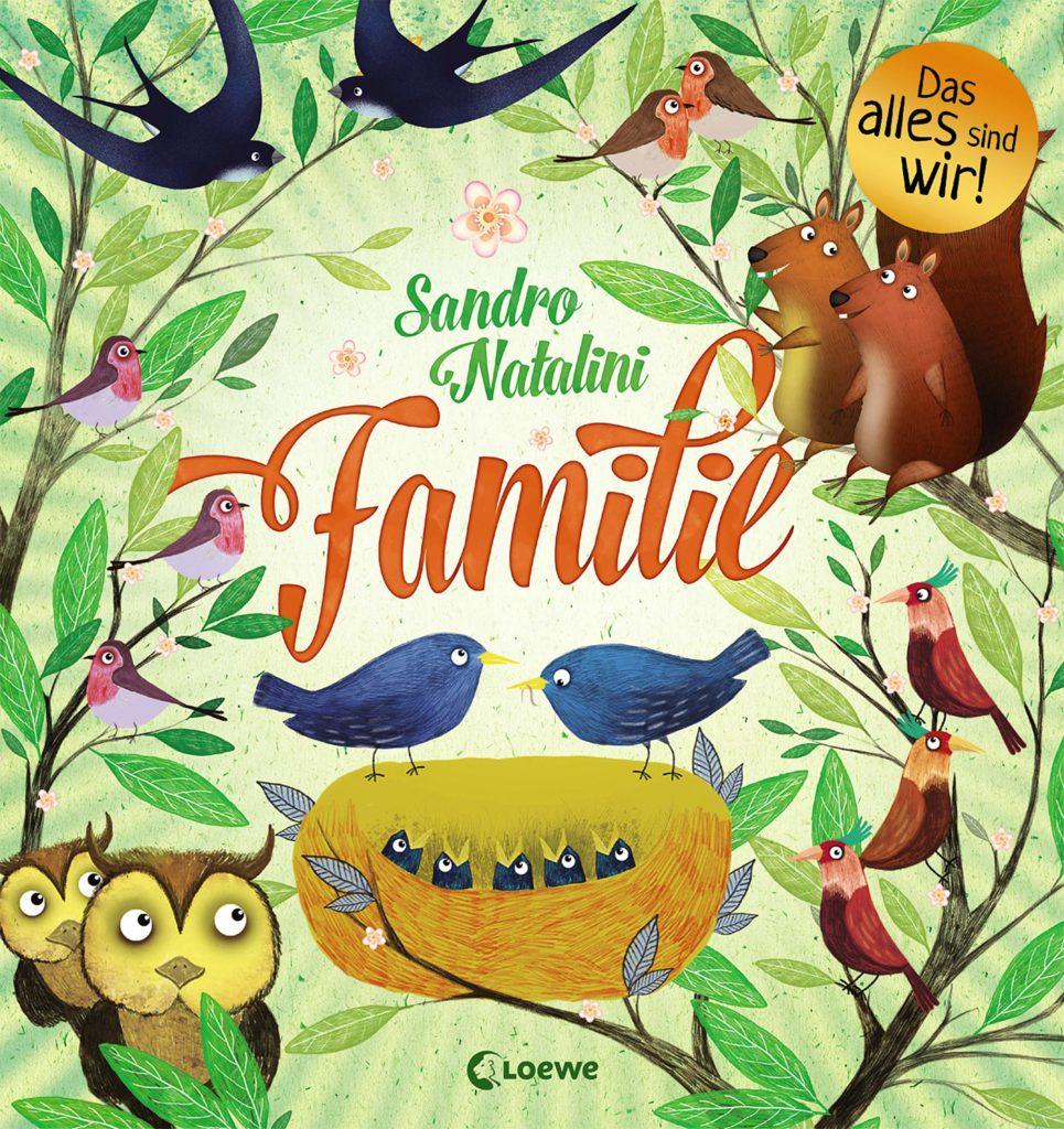 Bilderbuch Familie - Das alles sind wir!