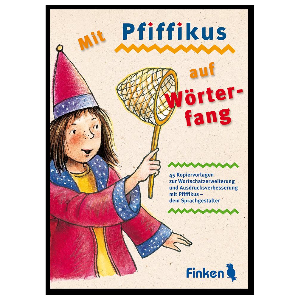 Mit Pfiffikus auf Wörterfang, Kopiervorlagen