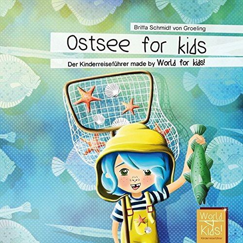 Kinderreiseführer Ostsee for kids