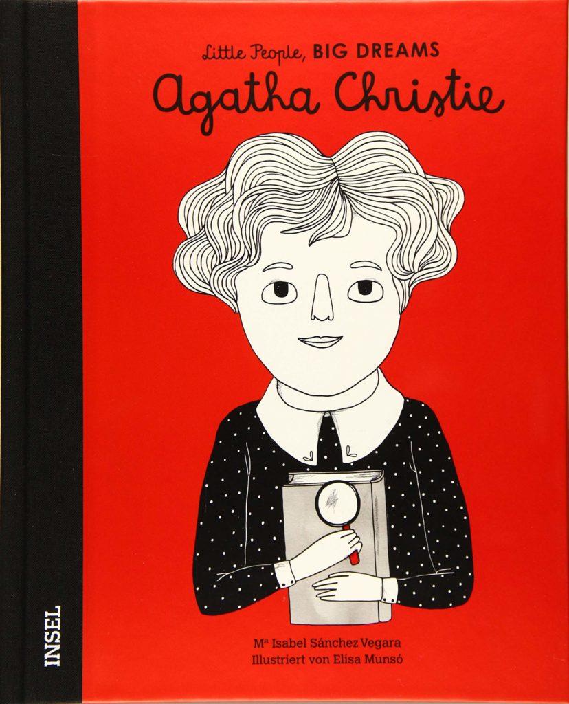Little People, Big Dreams: Agatha Christie