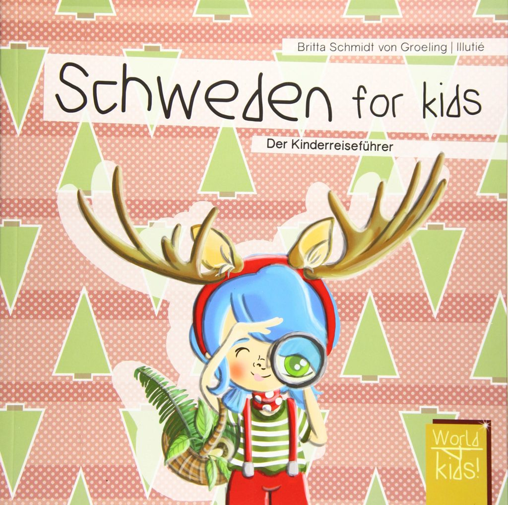 Kinderreiseführer Schweden for kids