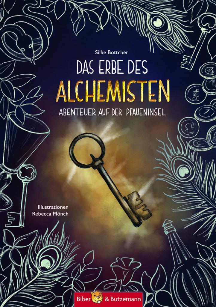 Kinderbuch: Das Erbe des Alchemisten - Abenteuer auf der Pfaueninsel