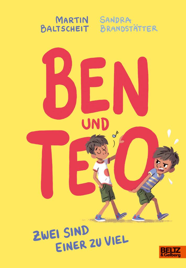 Kinderbuch von Martin Baltscheit: Ben und Teo
