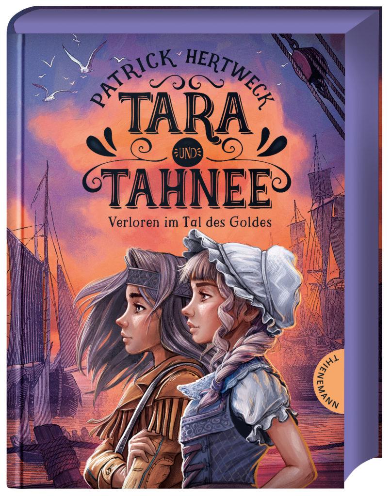 Kinderbuch: Tara und Tahnee - Verloren im Tal des Goldes