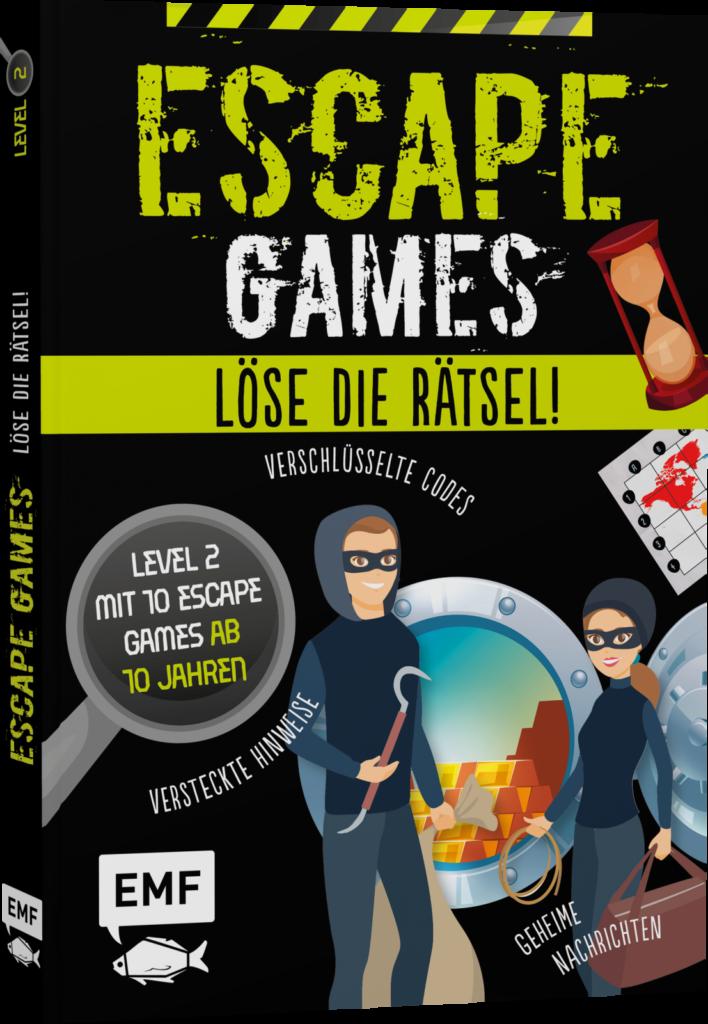 Escape Games - Löse die Rätsel ab 10 Jahren