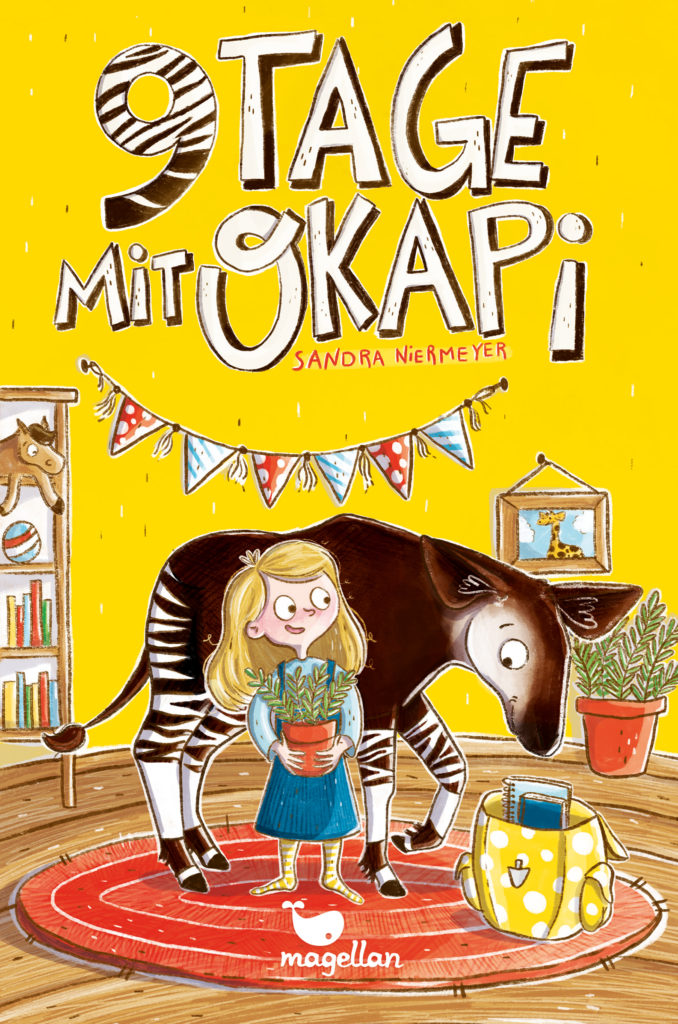 Kinderbuch: 9 Tage mit Okapi