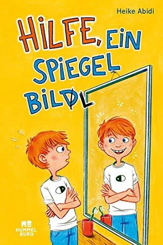 Kinderbuch: Hilfe, ein Spiegelbill