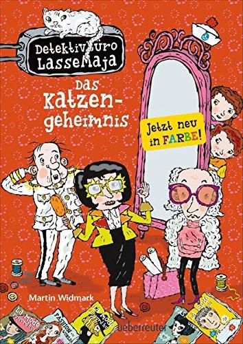 Kinderbuch: Detektivbüro LasseMaja - Das Katzengeheimnis