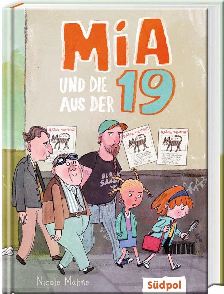 Kinderbuch: Mia und die aus der 19