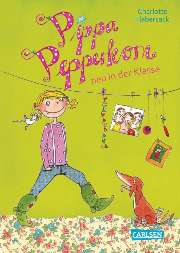 Kinderbuch Pipper Pepperkorn neu in der Klasse
