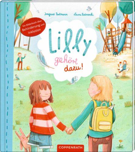 Bilderbuch zum Thema Down-Syndrom: Lilly gehört dazu!