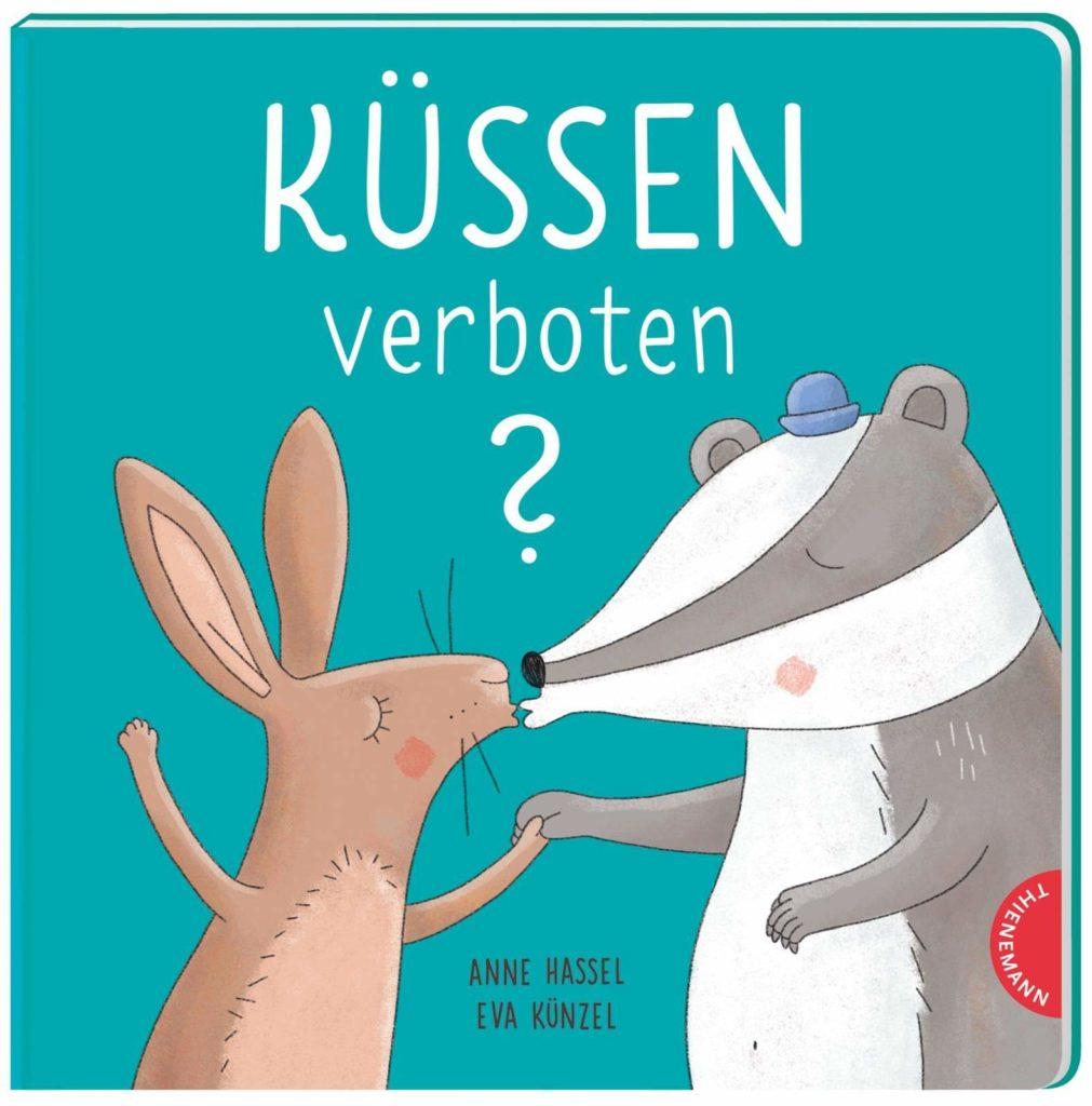Bilderbuch: Küssen verboten?