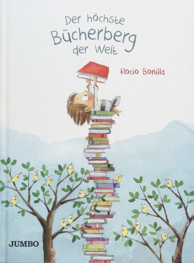 Bilderbuch: Der höchste Bücherberg der Welt