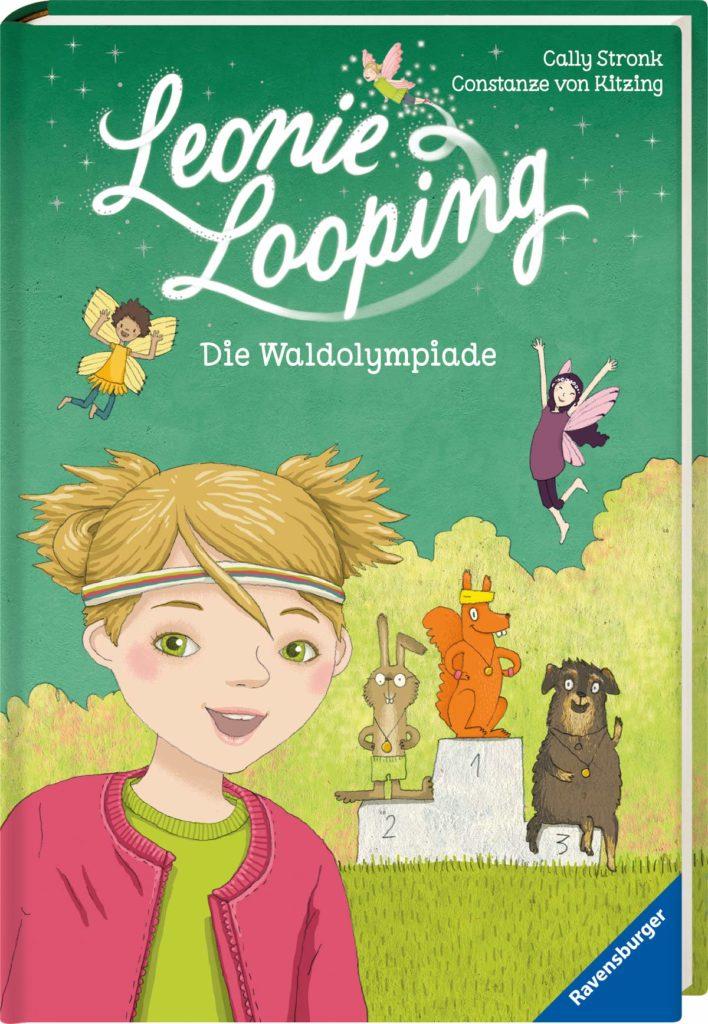 Kinderbuch: Leonie Looping - Die Waldolympiade