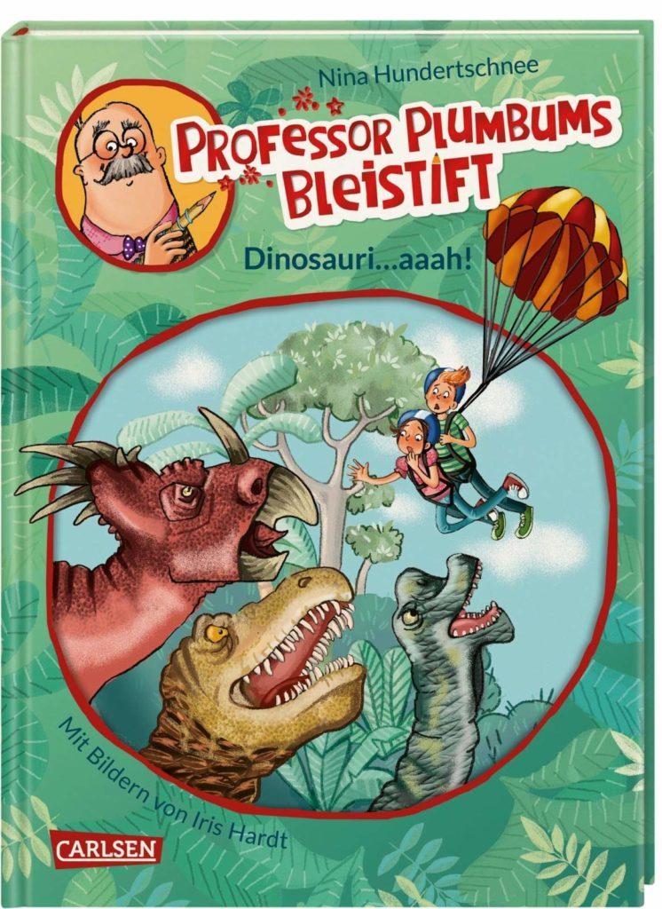 Kinderbuch: Dinosauri...aaah!